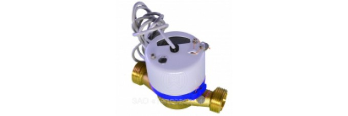 ВСХд-20 счетчик холодной воды с импульсным выходом.