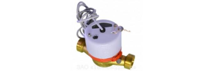 ВСТ-20 счетчик горячей воды с импульсным выходом.
