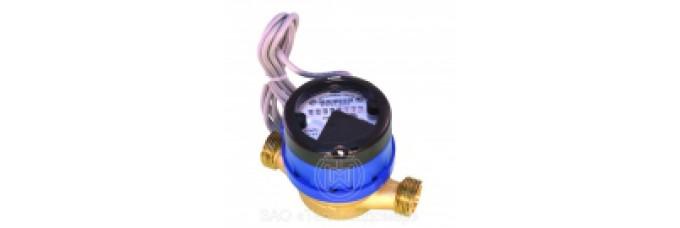 ВСХд-15-02 счетчик холодной воды с импульсным выходом.
